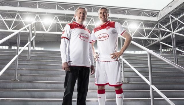 Camisas do Fortuna Düsseldorf 2019-2020 Uhlsport