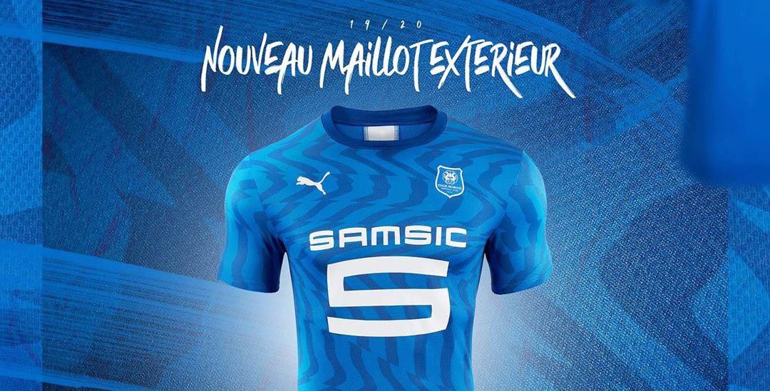 Camisas do Rennes 2019-2020 PUMA
