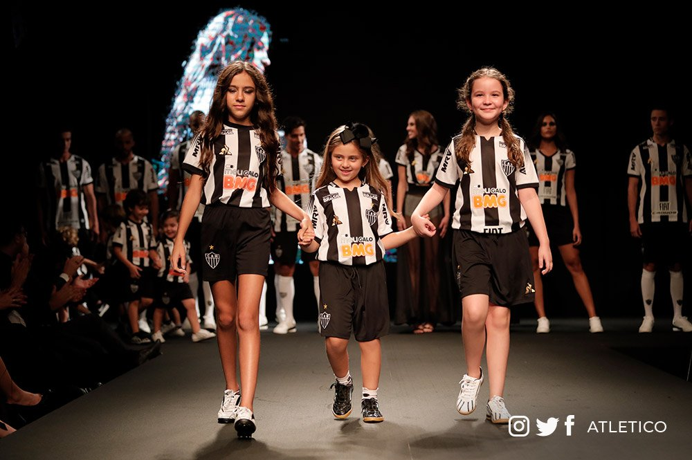Camisas do Atlético-MG 2019-2020 Le Coq Sportif