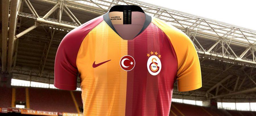 camisas do Galatasaray 2019