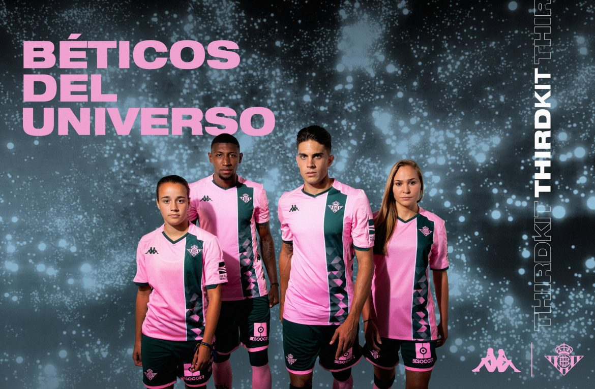 camisas do Real Betis 2019