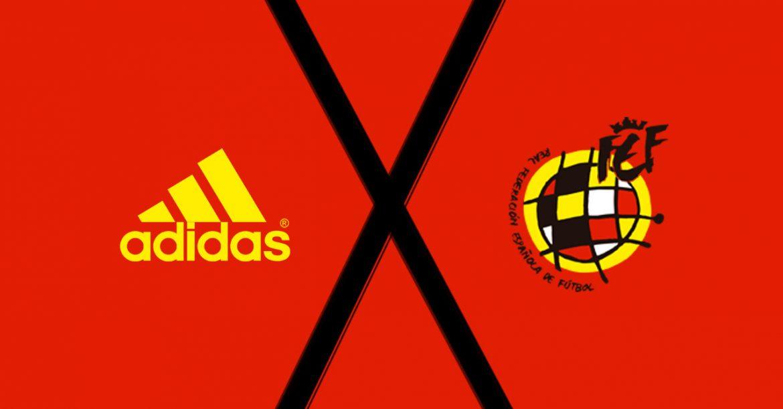 Espanha rescinde com Adidas