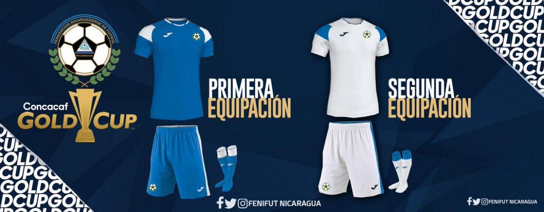 Nicarágua Copa Ouro 2019