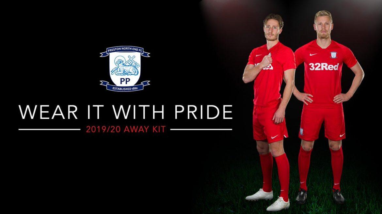 Preston North End 2019-2020 Nike