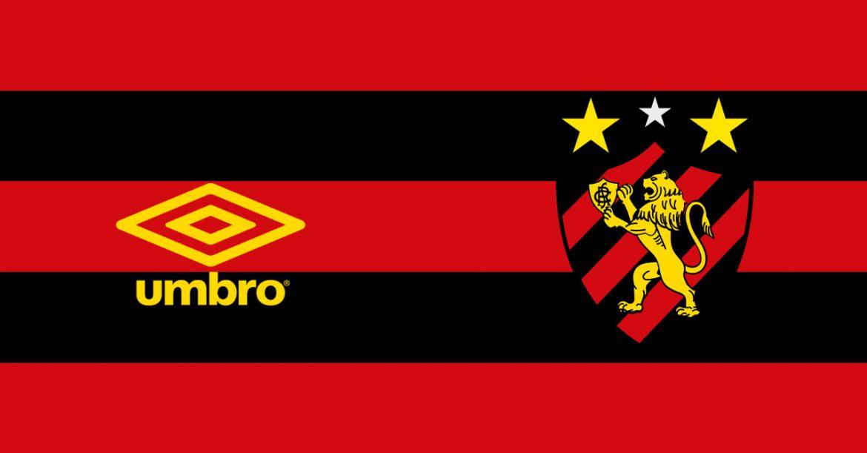 Umbro será a nova fornecedora do Sport Recife