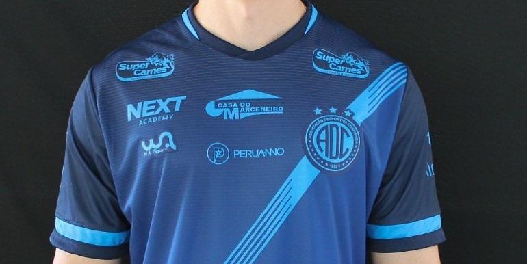 Terceira camisa da AD Confiança 2019-2020 WA Sport