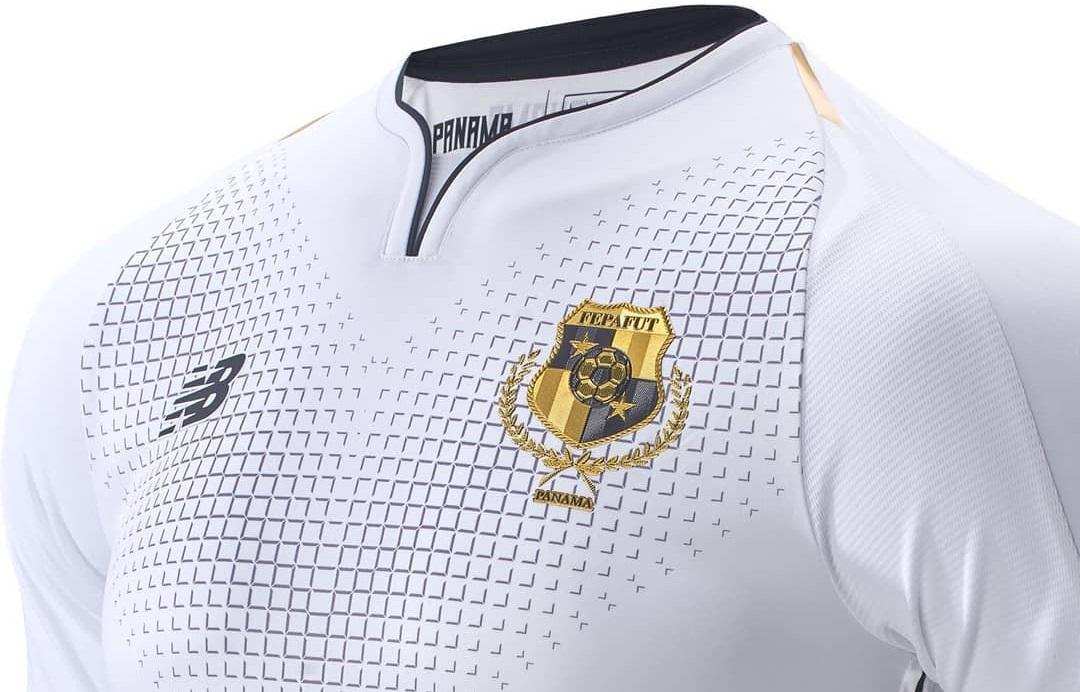 Terceira camisa do Panamá 2019-2020 New Balance Copa Ouro
