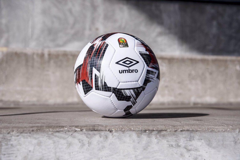 Umbro apresenta bola oficial da Copa Africana de Nações