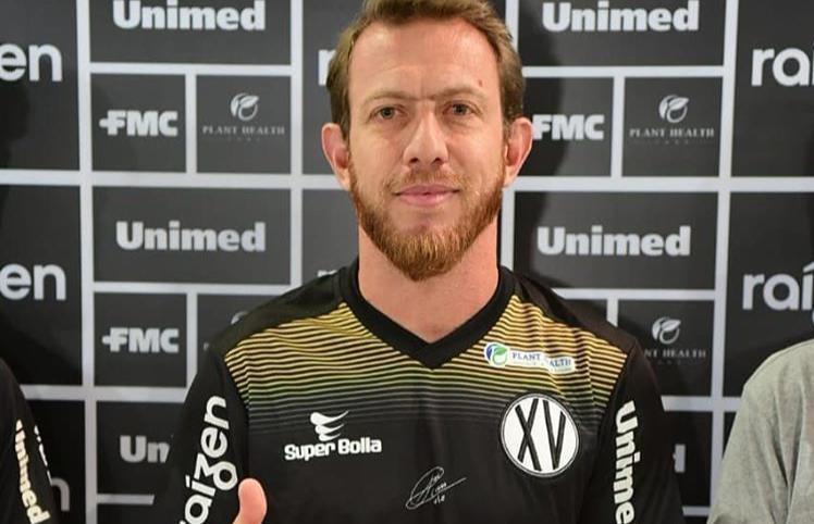 XV de Piracicaba lança camisa em homenagem a André Cunha