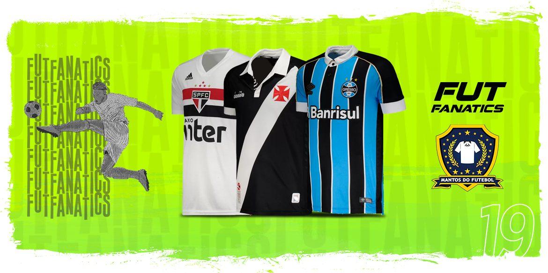 Compre camisas de clubes brasileiros com desconto na FutFanatics