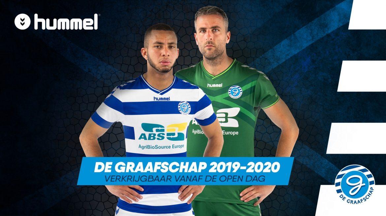 Camisas do De Graafschap 2019-2020 Hummel