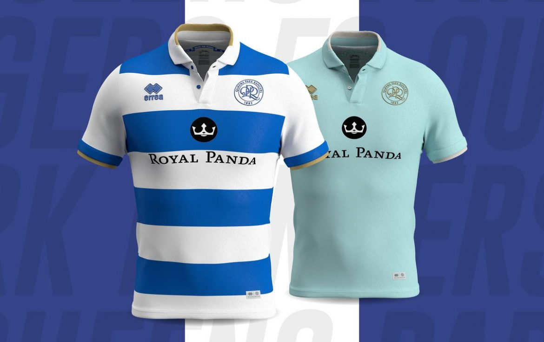 Camisas do Queens Park Rangers 2019-2020 Erreà