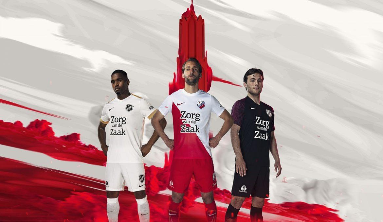 Camisas do Utrecht 2019-2020 Nike