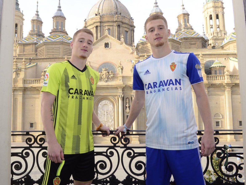 Camisas do Real Zaragoza 2019