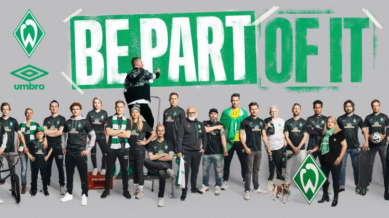 Camisas do Werder Bremen 2019