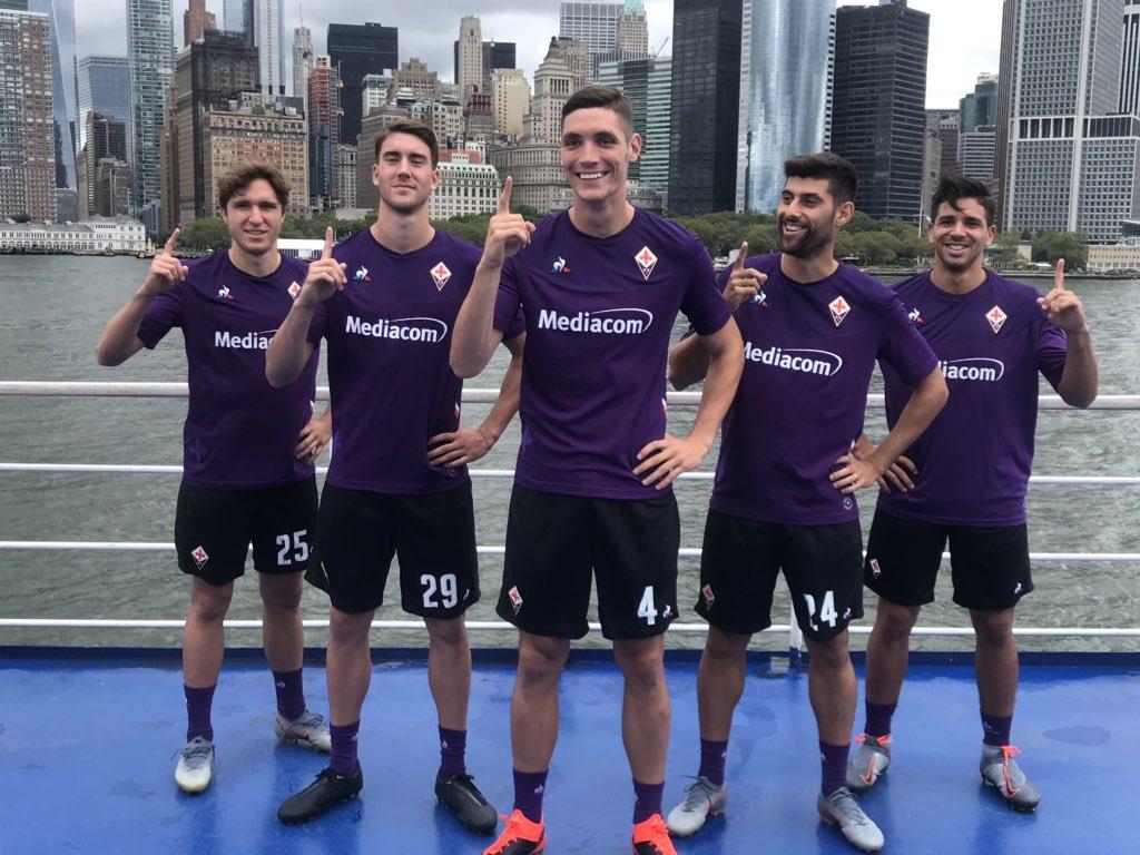 camisas da Fiorentina 2019
