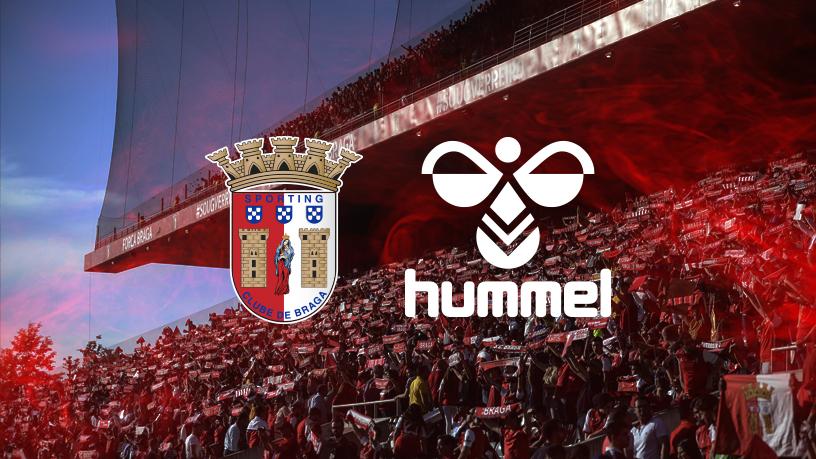 Sporting Braga anuncia Hummel como nova fornecedora