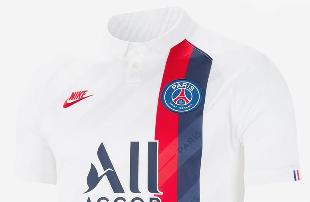 Terceira camisa do PSG 2019-2020 Nike