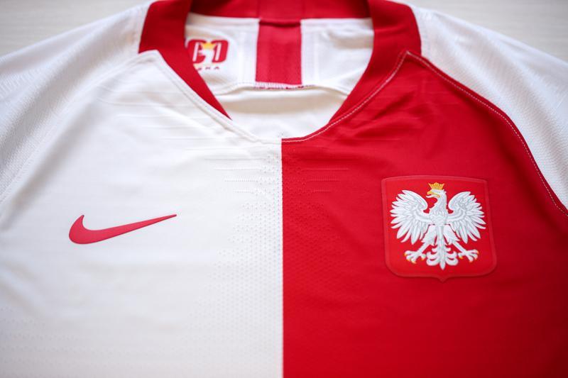 Camisa dos 100 anos da Polônia