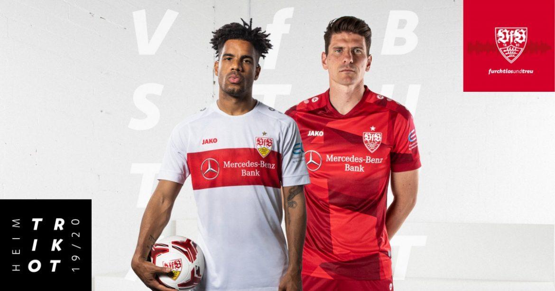 Camisas do Stuttgart 2019