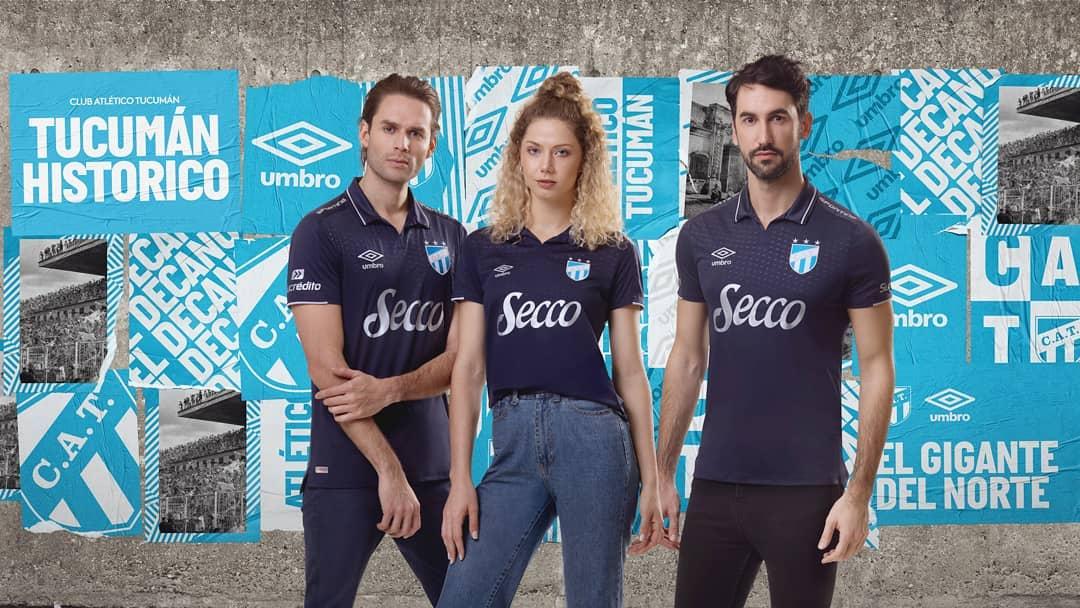 Camisas do Atlético Tucumán 2019