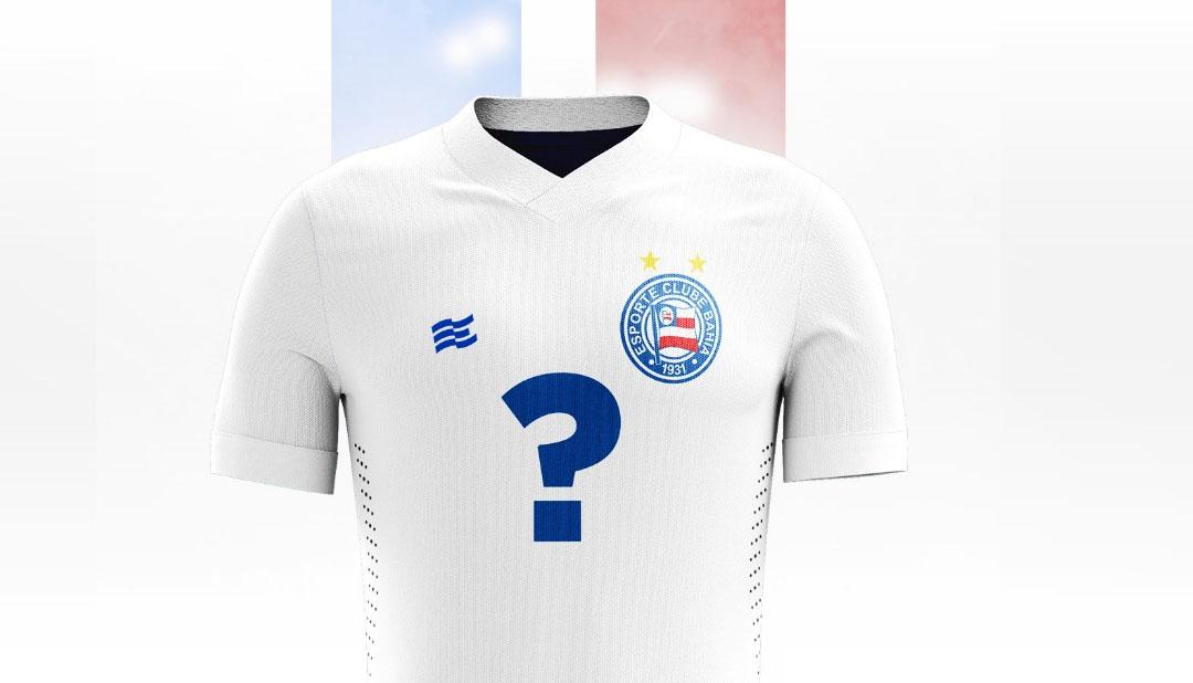 Bahia repete concurso e torcedores criarão camisas 2020