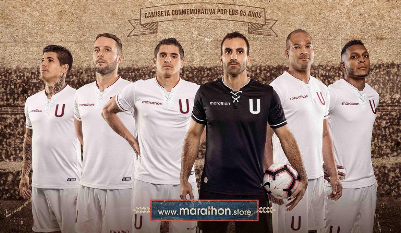 Camisa dos 95 anos do Universitario 2019-2020 Umbro abre