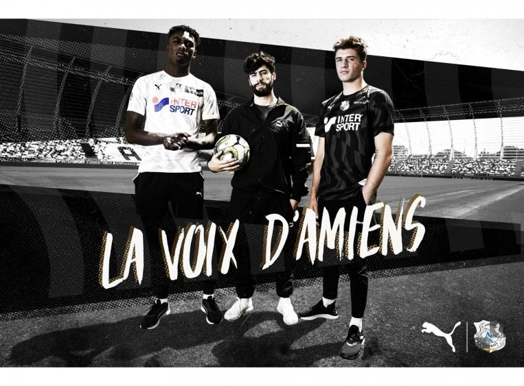 Camisas do Amiens SC 2019-2020 PUMA