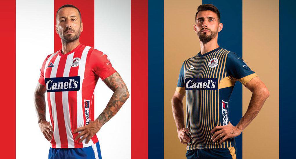 Camisas do Atlético San Luis 2019-2020 Pirma