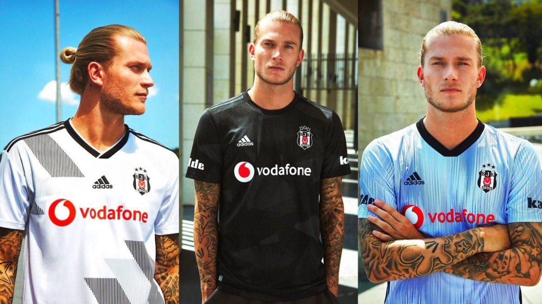 Camisas do Besiktas 2019-2020 Adidas