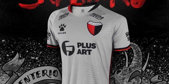 Camisas do CA Colón 2019-2020 Kelme