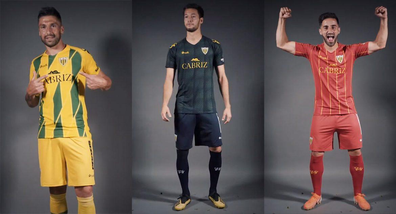 Camisas do CD Tondela 2019-2020 abre