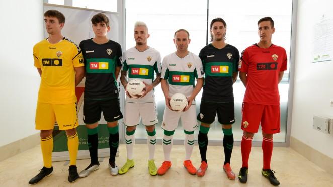 Camisas do Elche CF 2019-2020 Hummel