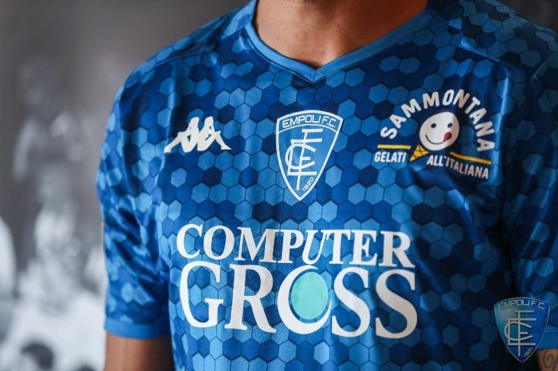 Camisas do Empoli FC 2019-2020 Kappa