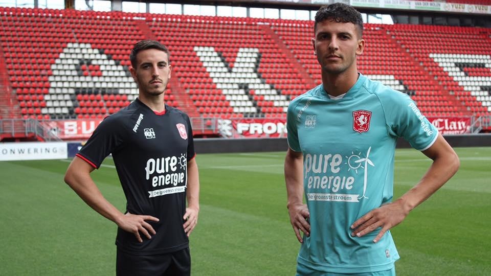 Camisas do FC Twente 2019-2020 Kick's 21