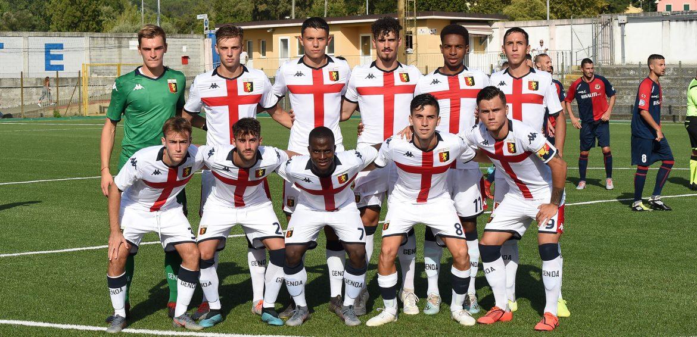 Camisas do Genoa CFC 2019-2020 Kappa