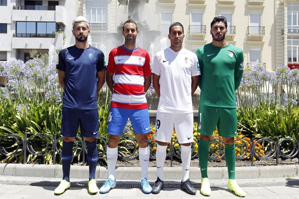 Camisas do Granada CF 2019-2020 Nike