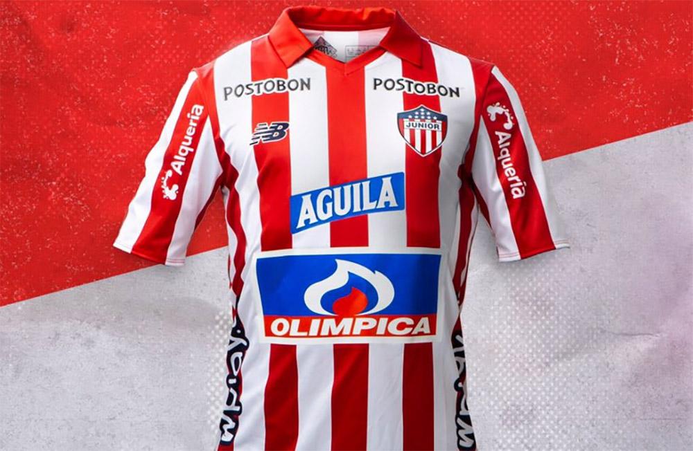 Camisas do Junior Barranquila 2019-2020 New Balance
