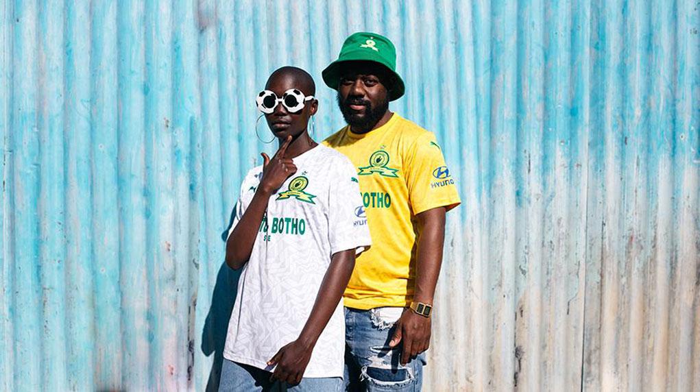 Camisas do Mamelodi Sundowns 2019-2020 PUMA