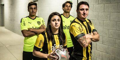 Camisas do Peñarol 2019-2020 PUMA