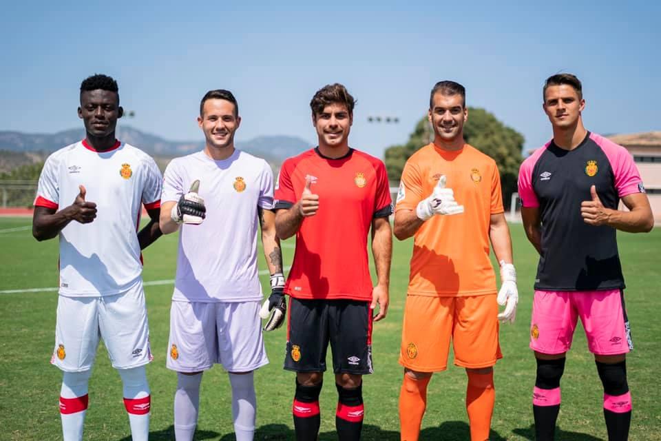 Camisas do RCD Mallorca 2019-2020 Umbro