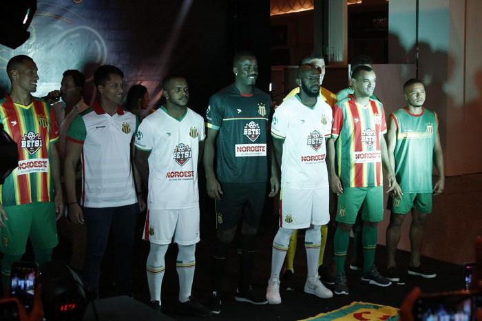 Camisas do Sampaio Correa 2019-2020 Tubarao