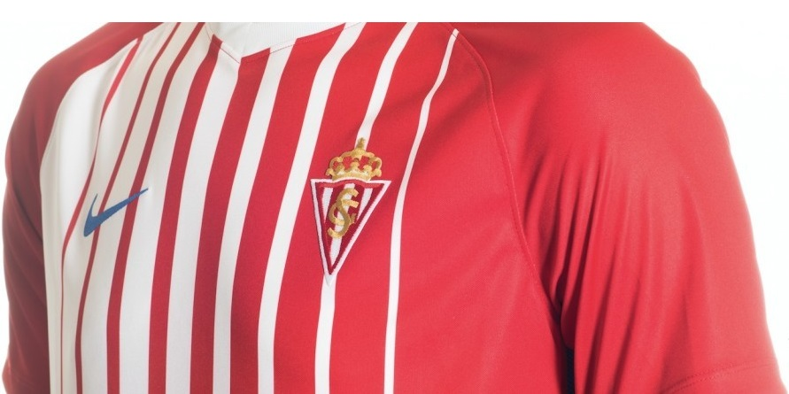 Camisas do Sporting Gijón 2019-2020 Nike