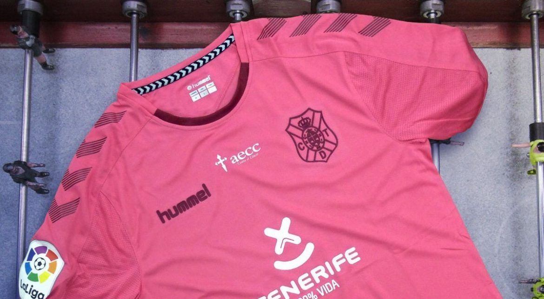 Camisas do Tenerife 2019-2020 Hummel