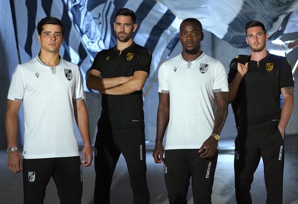Camisas do Vitória de Guimarães 2019-2020 Macron