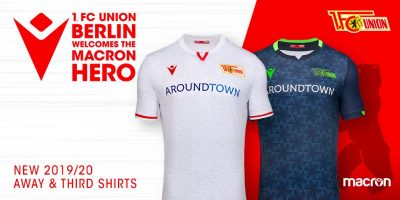 camisas do Union Berlin 2019