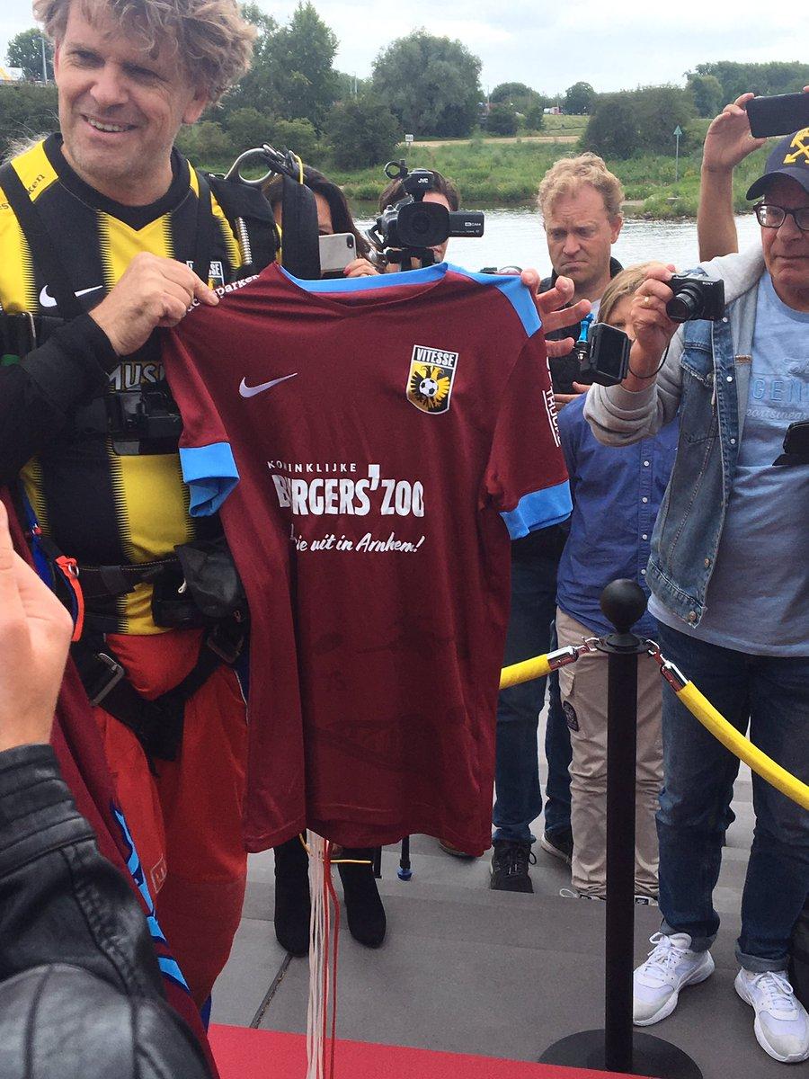 Camisas do Vitesse 2019-2020 Nike