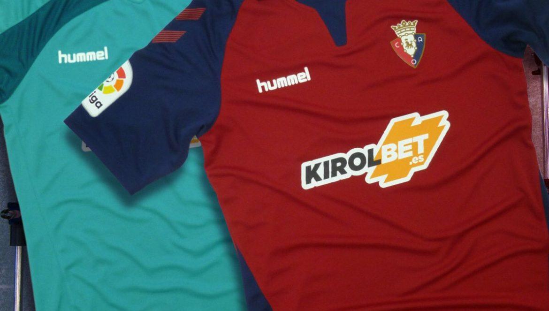 Camisas do Osasuna 2019