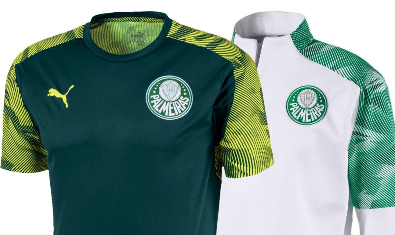 Palmeiras Puma coleção 2020