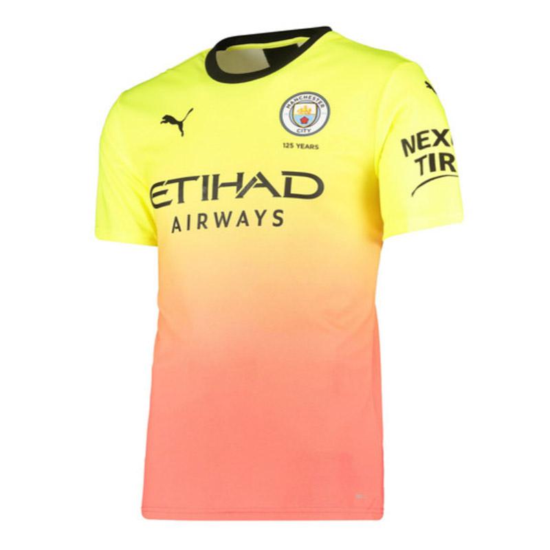 Usando una computadora Servicio detergente  Terceira camisa do Manchester City 2019-2020 PUMA » Mantos do Futebol